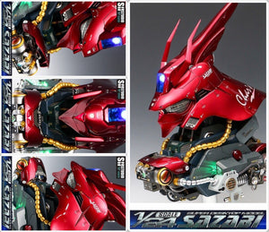UC > 1/24 Sazabi Avatar resin kit