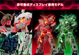 RG 1/144 Gundam Base Limited RX - 0 Unicorn Gundam (Destroy Mode) Ver.TWC (LIGHTING MODEL)