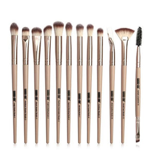 Professional Makeup Brushes 12 Pieces Set