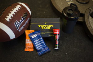 $149.99 - Victory Pack Essentials + Snack Bar
