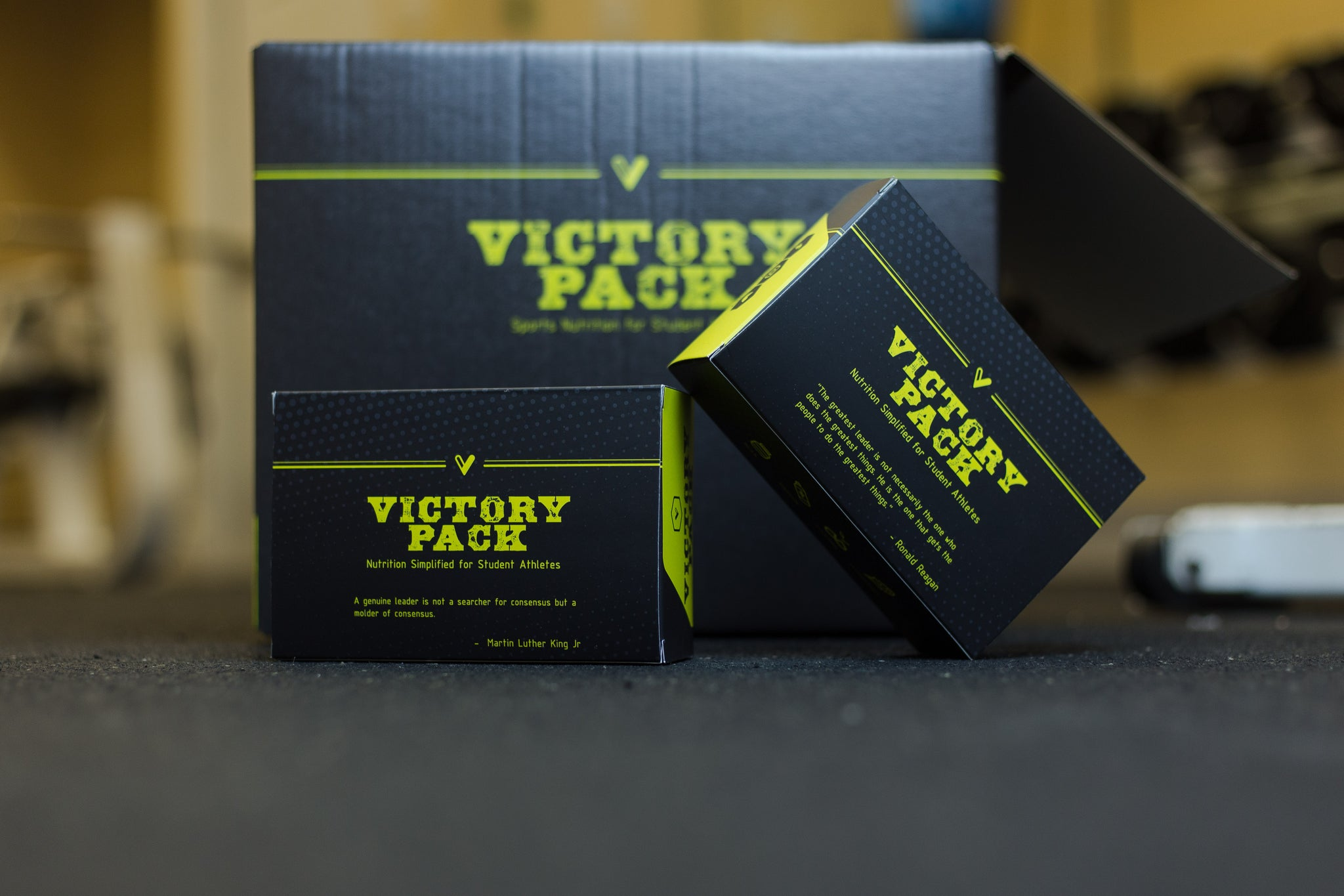 $59.99 - 1 Month (20 Packs) - Victory Pack Essentials