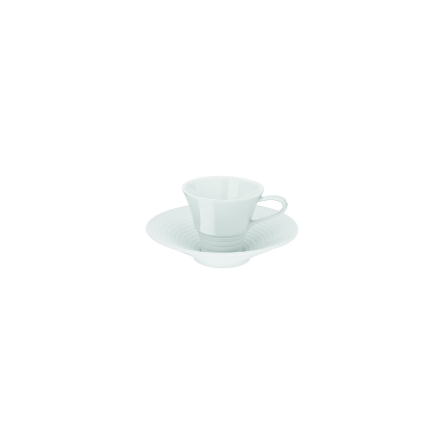 HERING BERLIN PULSE espresso cup and saucer ,Hering Berlin | Zangheim Ltd.