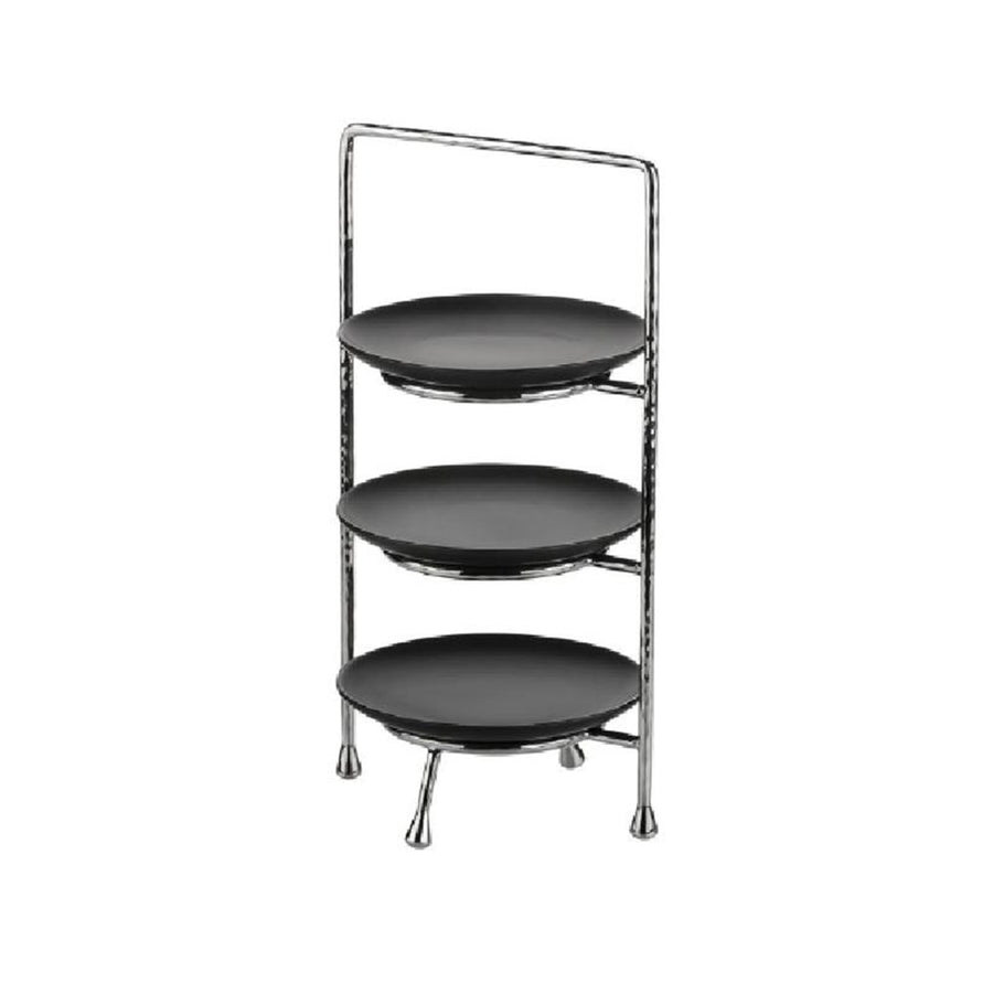 Zieher Classic plate 3 Tier Etagere