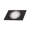 POSH TRADING COMPANY SERVING MAT / GRAND PLACEMAT FAUX SHAGREEN CHOCOLATE