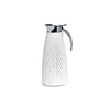 PINETTI LEATHER COVERED THERMAL CARAFE