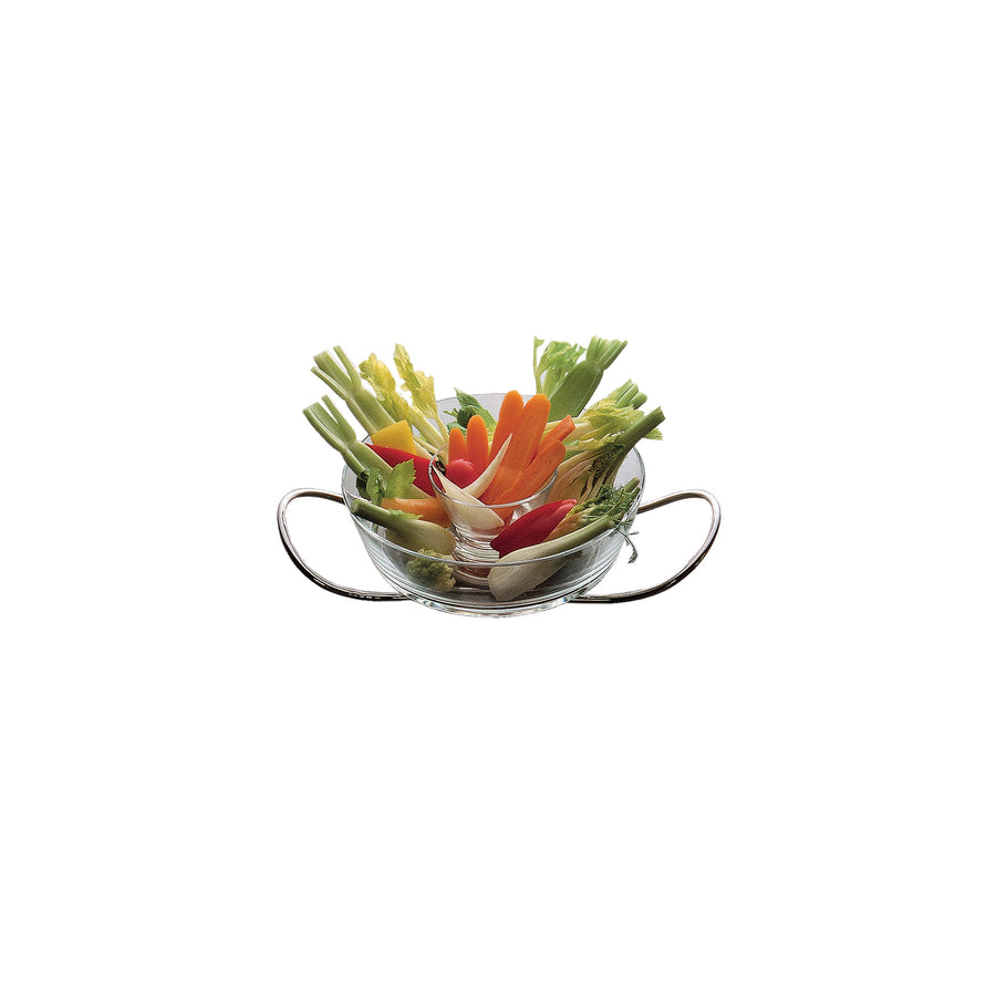 Mepra Caldo Freddo Salad Serving Set