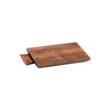 Zieher Connect Solid Walnut Serving Platters