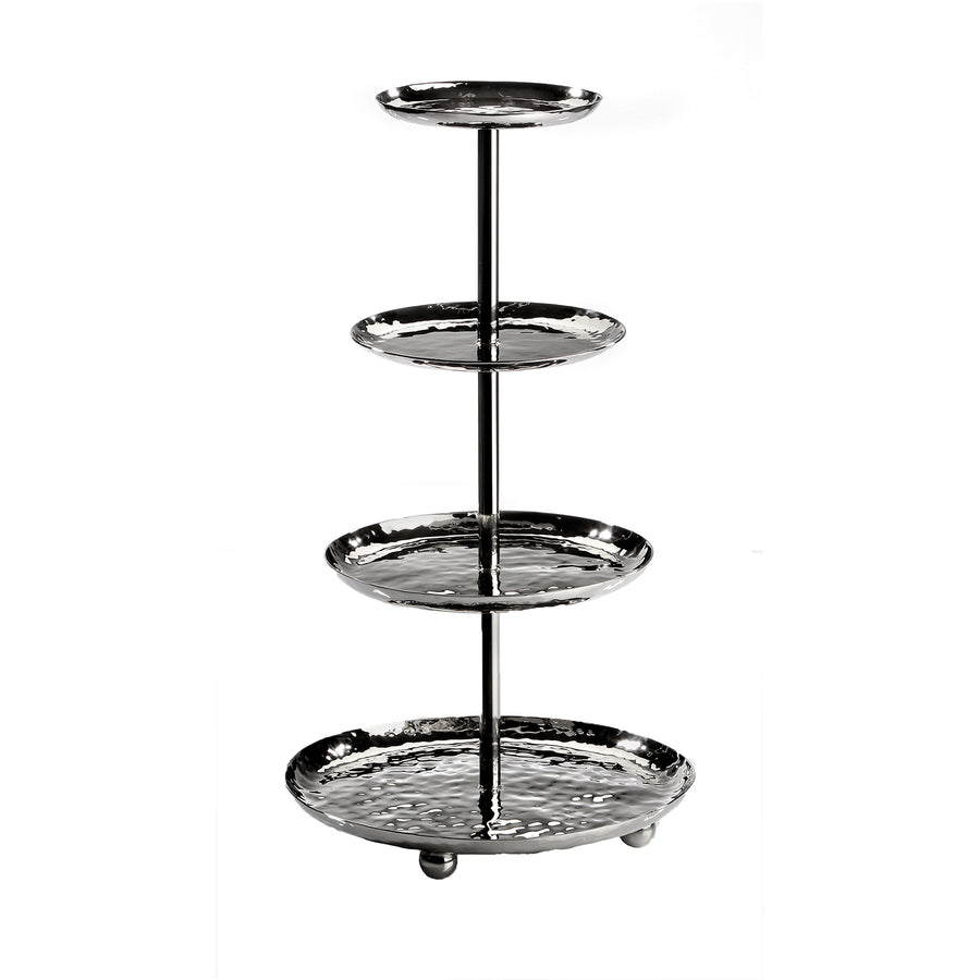 Zieher Elegantly Served 4 Tier Stand