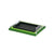 PINETTI RECTANGULAR JUPITER TRAY GREEN
