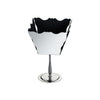 Mepra Silver Dolce Vita basket  with Base