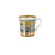 8 x Versace Prestige Gala Bleu Mug with handle 0.35l