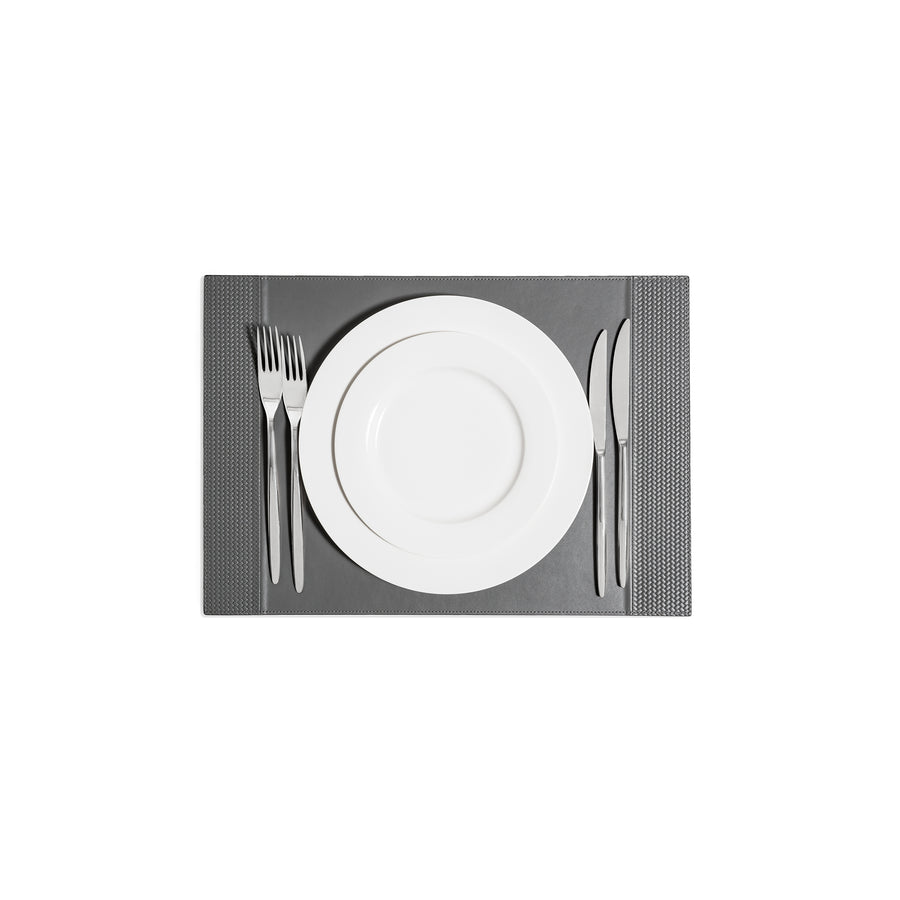 PINETTI RECTANGULAR PLACEMAT WITH  BANDS