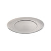 Mepra silver Charger Plate in  Due, Due Ice ,Mepra | Zangheim Ltd.