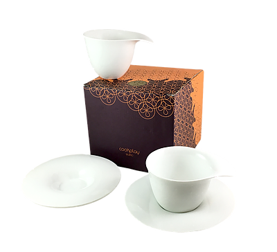 Cookplay Shell Line Fly Tea Set ,Cookplay | Zangheim Ltd.