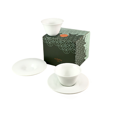 Cookplay Shell Line Fly Coffee Set
