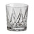 Cristallerie de Montbronn Cambridge Double Old Fashioned Tumbler 13