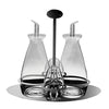 Mepra Cruet and Salt Cellar Set Due, Due Ice ,Mepra | Zangheim Ltd.