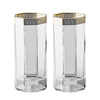Versace Medusa d'Or Gb 2 Longdrink Glasses