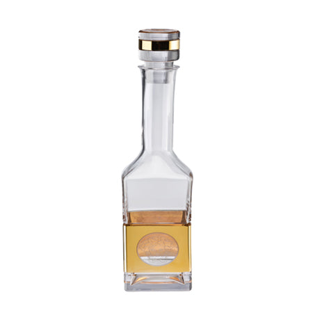 Versace Medusa Madness Gold Vodka Decanter