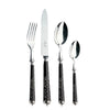Alain Saint Joanis Courchevel Black Cutlery ,Alain Saint-Joanis | Zangheim Ltd.
