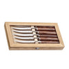 Alain Saint-Joanis Case of 6 Oslo Steak knives ,Alain Saint-Joanis | Zangheim Ltd.