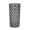 Artel Greek Key Sandblast Middle (GES) Highball Glass ,Artel | Zangheim Ltd.