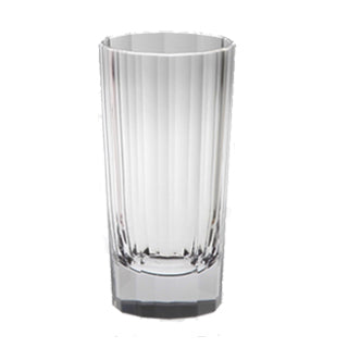 Artel Faceted Clear Highball Glass