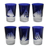 Artel Golden Age of Yachting Tumbler Set of 6 ,Artel | Zangheim Ltd.