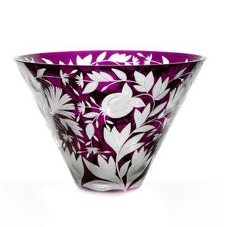 Artel Verdure Large Bowl Purple ,Artel | Zangheim Ltd.