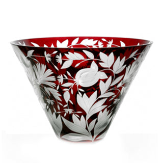 Artel Verdure Large Bowl Red ,Artel | Zangheim Ltd.