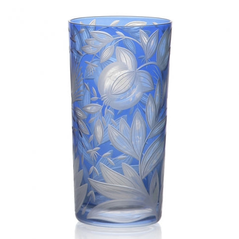 Artel Verdure Highball Glass Blue