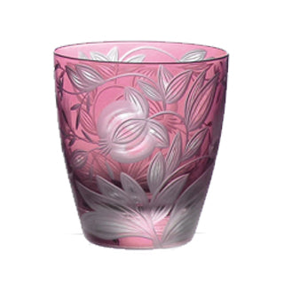 Artel Verdure Single Old Fashioned Glass Rose