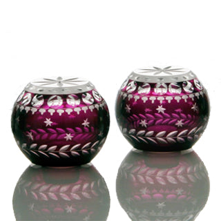 Artel Staro Salt & Pepper Set Purple ,Artel | Zangheim Ltd.