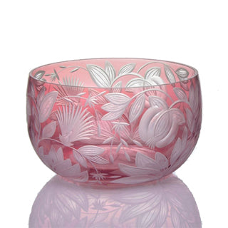 Artel Verdure Small Round Bowl Rose ,Artel | Zangheim Ltd.
