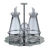 Mepra Cruet & Salt Cellar Dolce Vita 4 piece set ,Mepra | Zangheim Ltd.