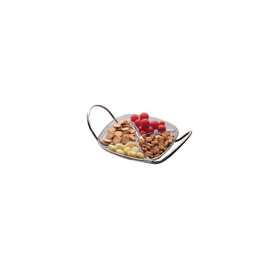 Mepra Caldo Freddo Serving Tray ,Mepra | Zangheim Ltd.