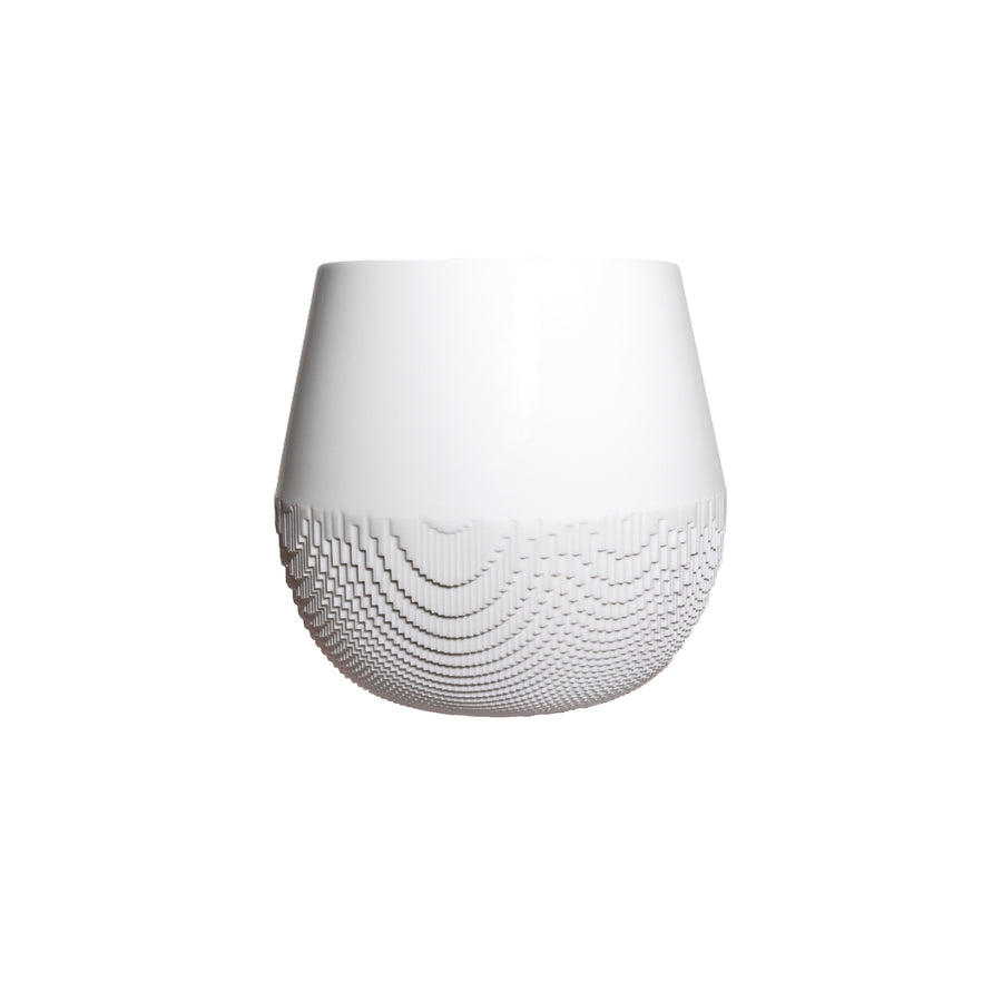 Non Sans raison evolution oval vase