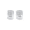 Rosenthal Vizner Schliff set of 2 whisky glasses