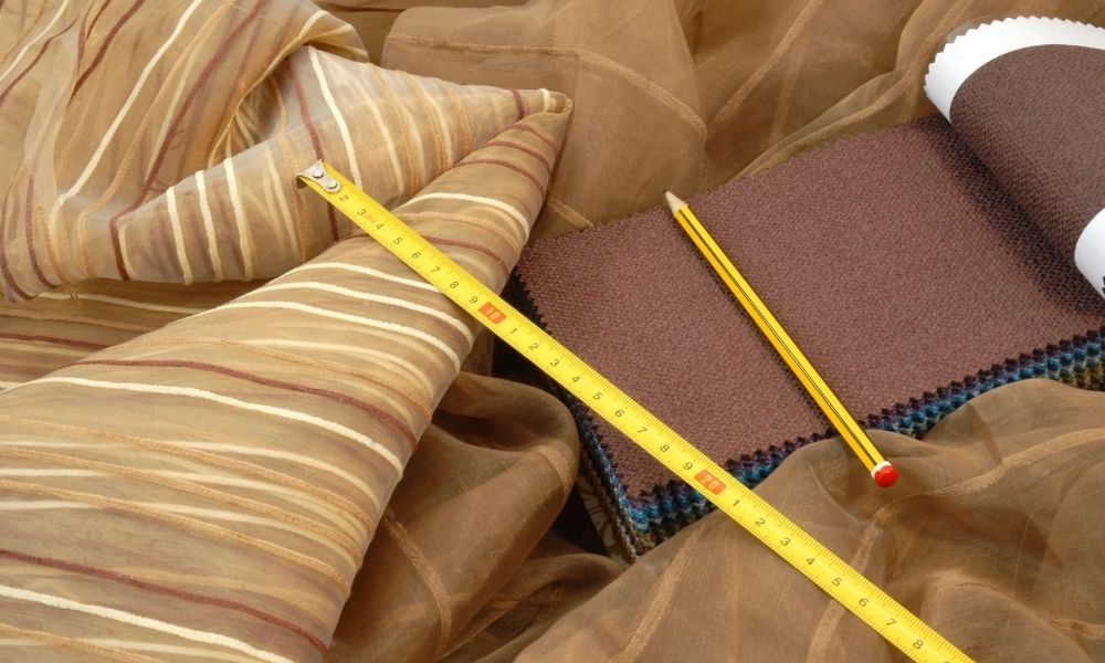How to Calculate Upholstery Fabric Yardage