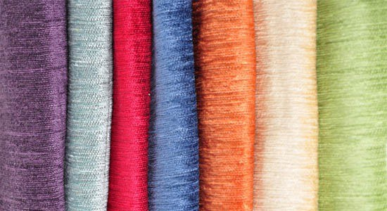 texture fabrics colors green orange blue red purple white