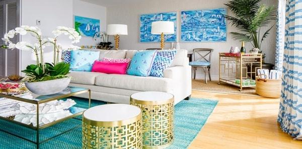 lilly pulitzer fabrics and wallpaper
