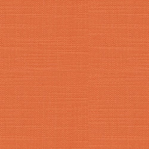 Lee Jofa Adele Solid Pumpkin Fabric - Fabric