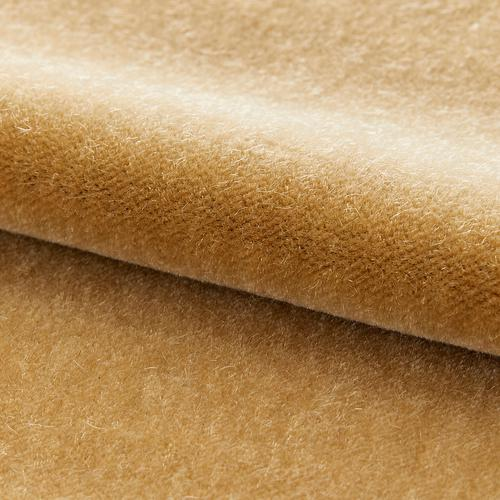 Old World Weavers Neva Mohair Camel Fabric - Fabric