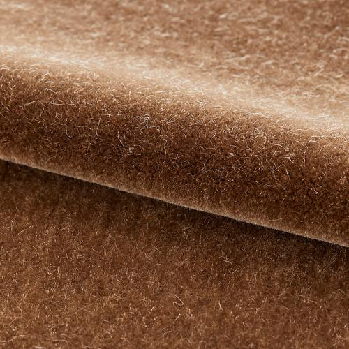 Old World Weavers Neva Mohair Fawn Fabric - Fabric