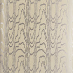 Groundworks Agate Paper Silver/Linen Wallpaper