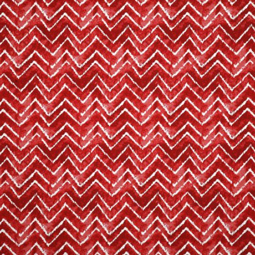 Pindler Pinnacle Red Fabric - Fabric
