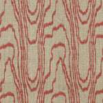 Groundworks Agate Salmon/Linen Fabric