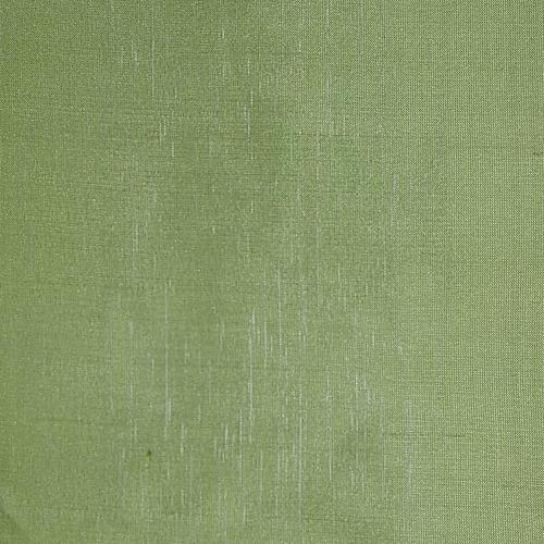 Old World Weavers Dupioni Solids Green Fabric - Fabric