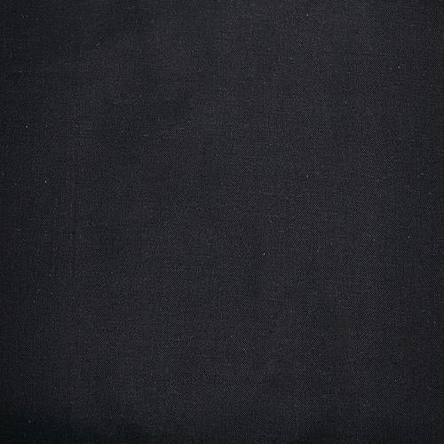 Old World Weavers Dupioni Solids Black Fabric - Fabric