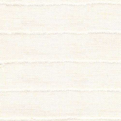 Kasmir Latitude Sheer Ecru Fabric - Fabric